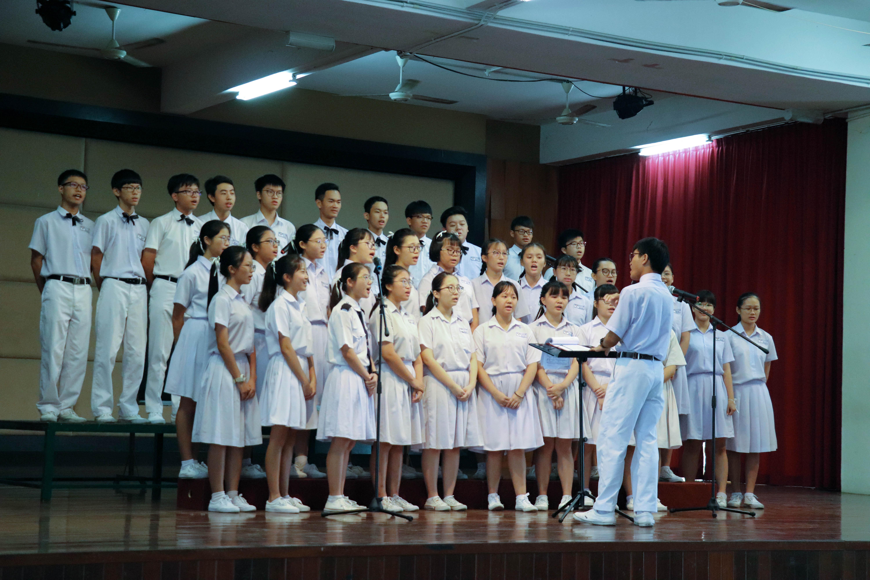 曲 中学 合唱